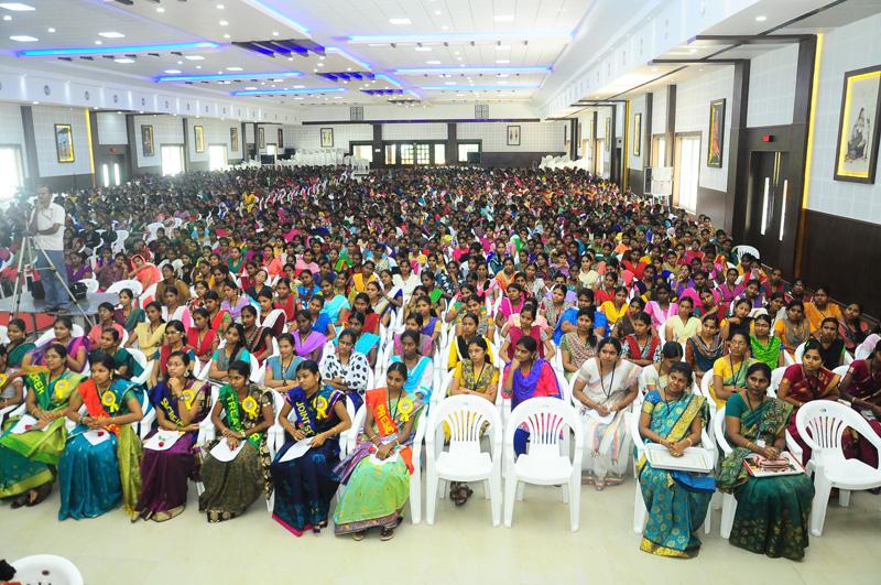 Auditorium Amp Seminar Hall Vivekanandha College For Women